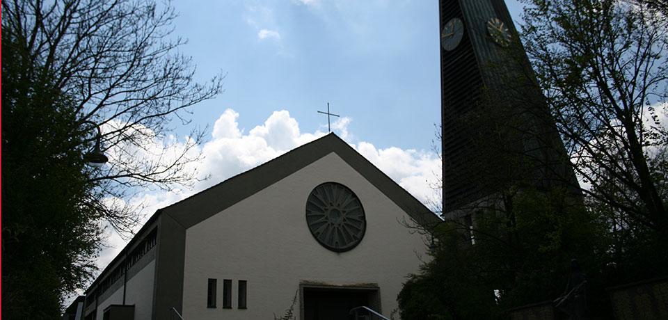 Neue Kirche Derching