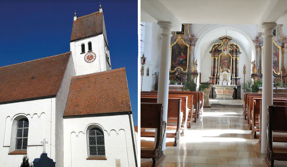 St. Fabian und Sebastian