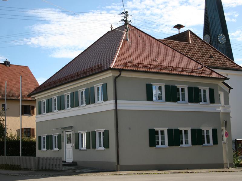 Historie Derchinger Grundchule