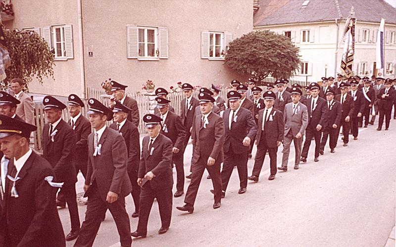 Krieger- und Soldatenverein Derching Gründungsjahr