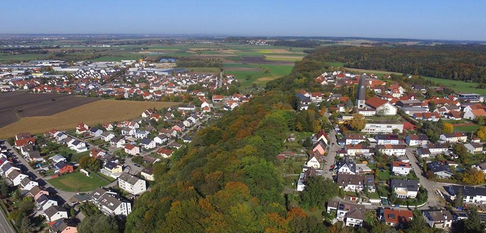 Ortsgeschichte Derching