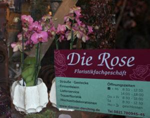 Blumenladen Die Rose in Derching
