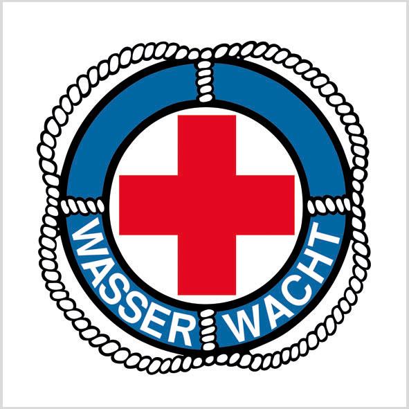 Wasserwacht Derching Logo