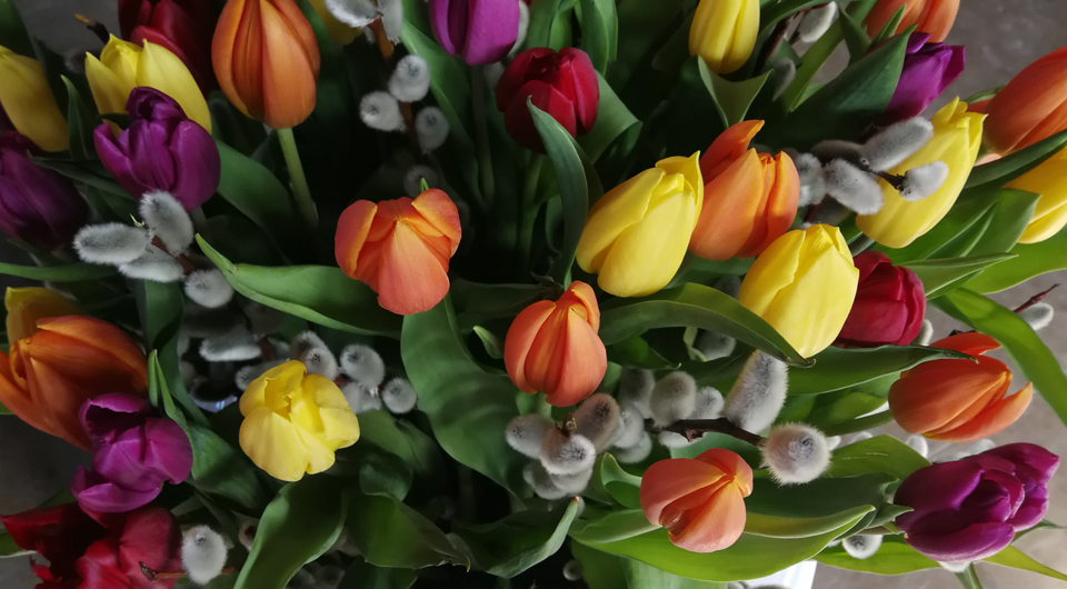 Christen Ostern in Derching